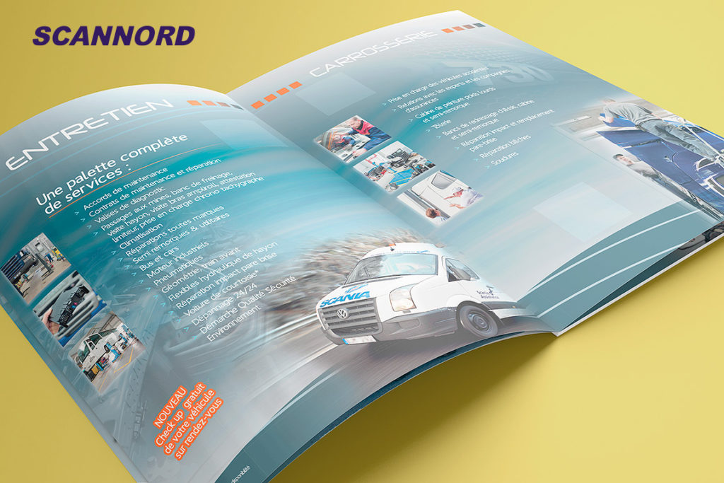 Scannord / NPL - Brochure 12 pages