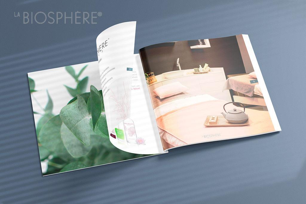 La Biosphère - Brochure