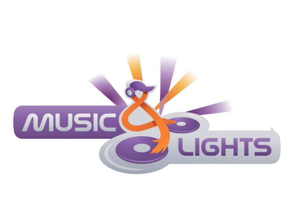 LOGO MUSIC&LIGHTS